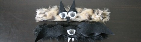 DIY Halloween: Meet Günther and Beatrice