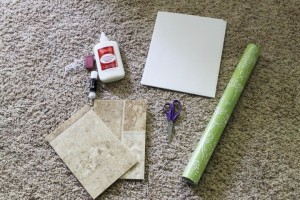 DIY Journal Materials