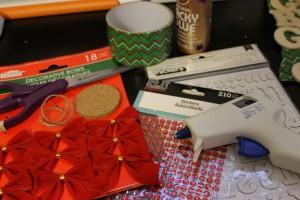 DIY Gift Tags Materials