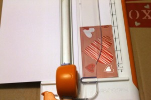 Foil Valentine Step 2