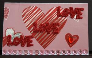 Foil Valentine Step 4