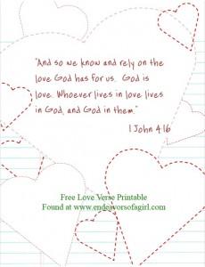 Love Verses Pg1