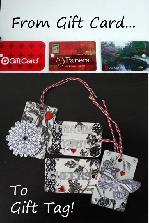 From Gift Card to Gift Tag